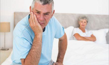 Dopad onemocnění prostaty na erekci